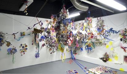 Kunstraum-Unten Julia Sossinka